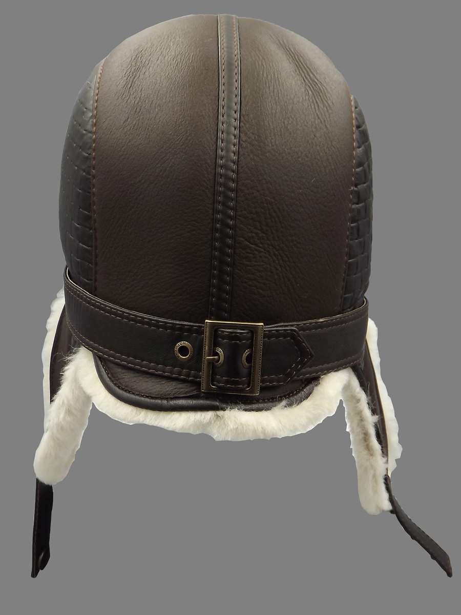 Stylish Youth Brown Hat - 029K4