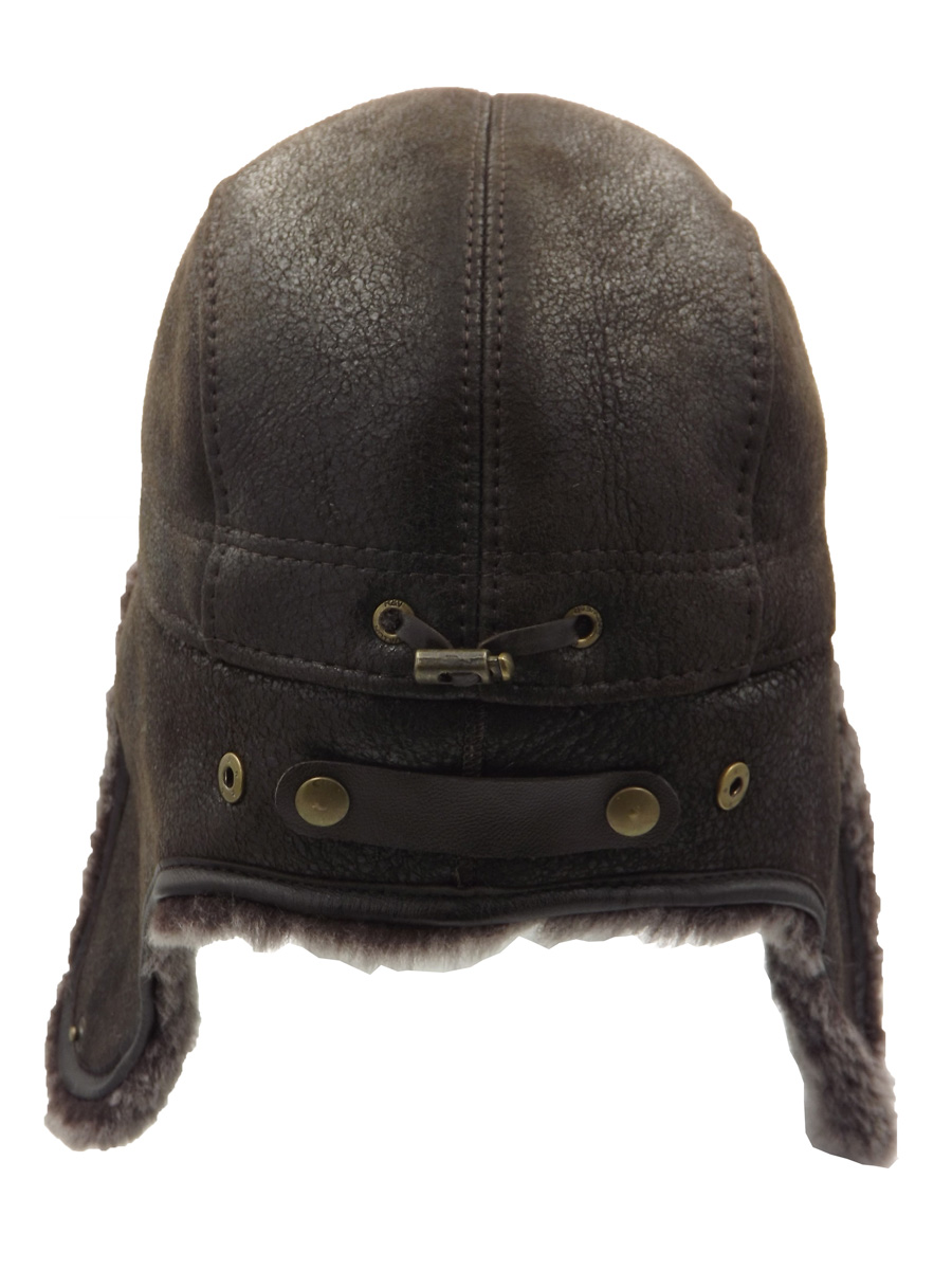 Stylish Youth Brown Hat - 035K2