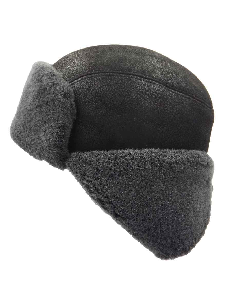 Stylish Youth Black Hat - 036K12