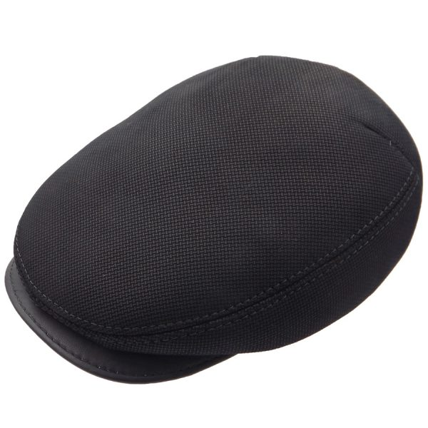 Stylish Raglan SheepSkin Cap - 04K7